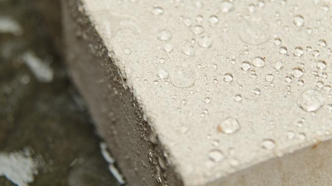 проницаемость бетонов